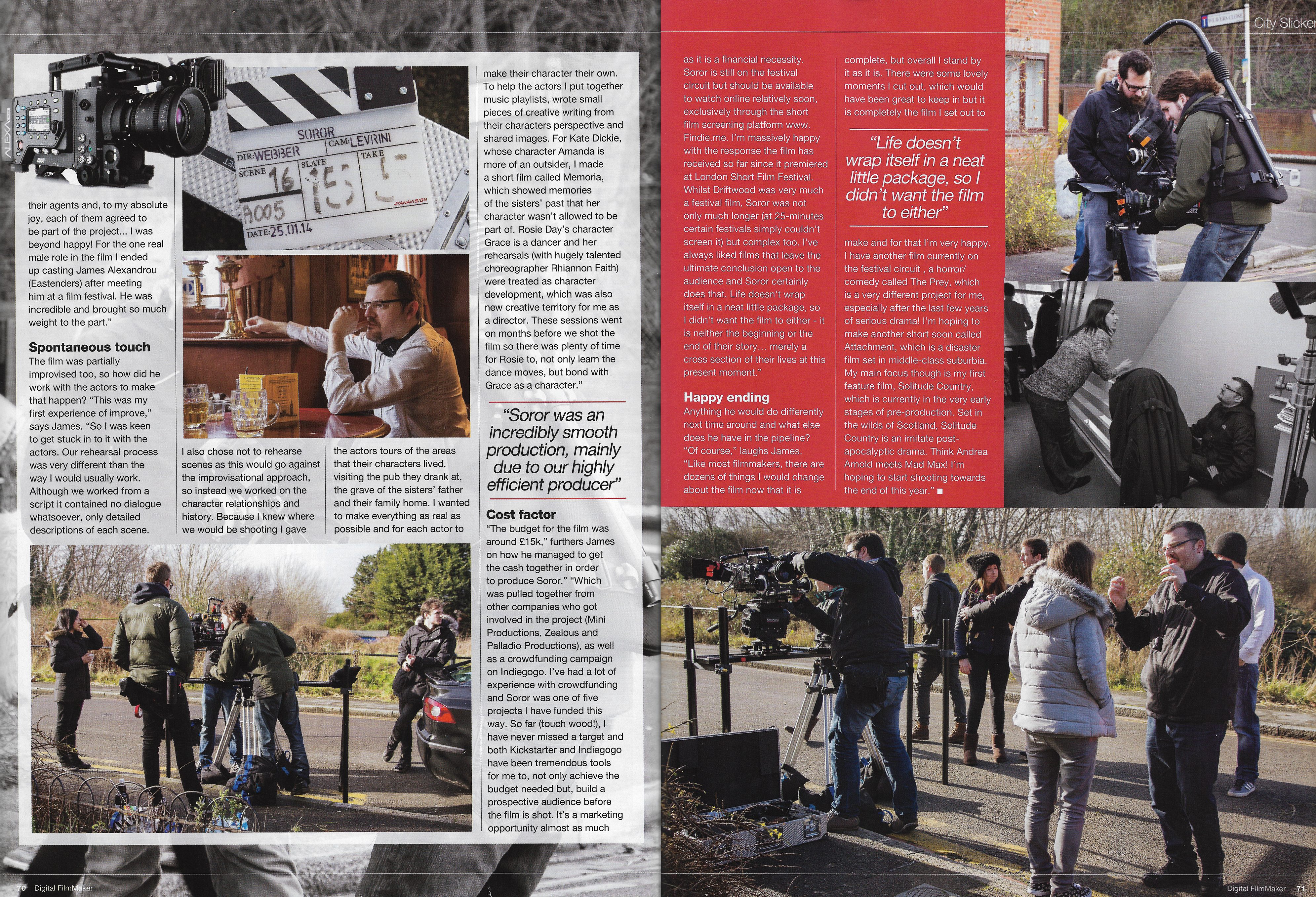 so film magazine